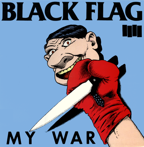 Black Flag: My War 12