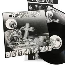 Negative Gain: Back from the Dead 12