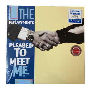The Replacements: Pleased to Meet Me 12""