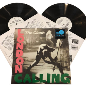 The Clash: London Calling 2x12""