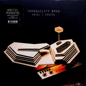 Arctic Monkeys: Tranquility Base Hotel & Casino 12""