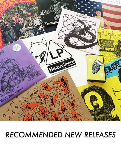 Recommended New Releases