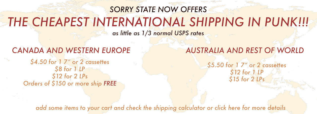 Cheap International Shipping