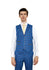 5506 Waist Coat - Royal Blue (price reduction more than 50%)