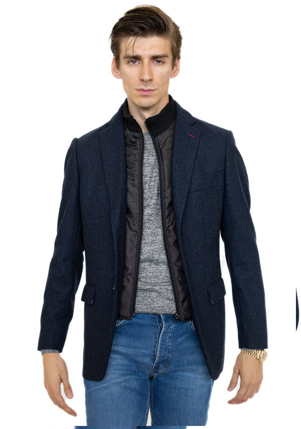 Coats 5512J - Navy (Price reduction 50%)