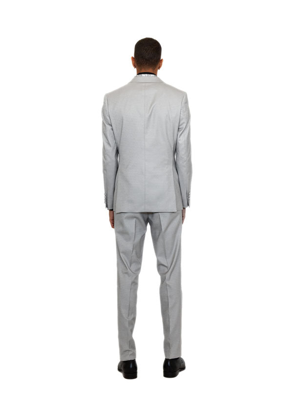 3 Piece Suit 5473 - Light Grey (Price reduction 50%)