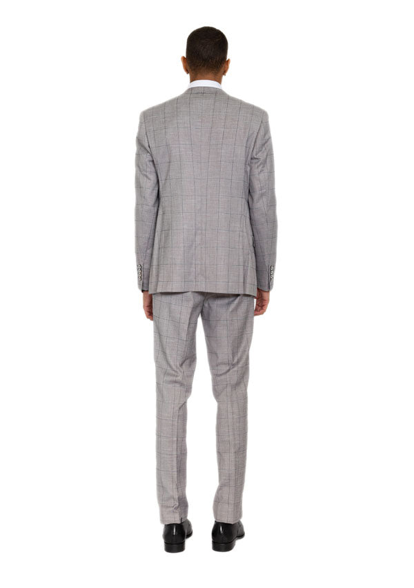 2 Piece Suit 5511 - Grey