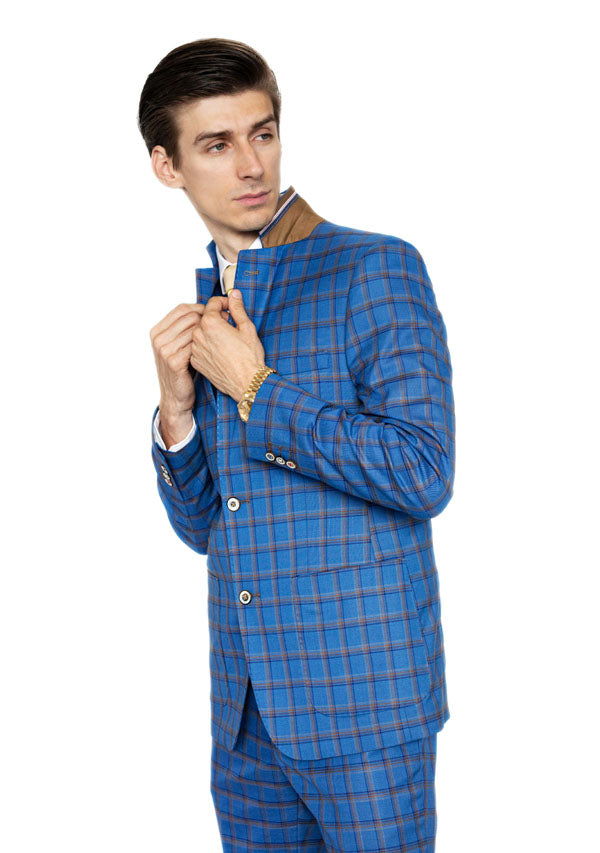 5506 Blazer - Royal Blue (Price reduction 50%)