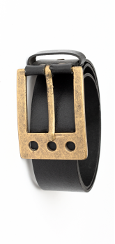 5202 - Brown Wide Buckle