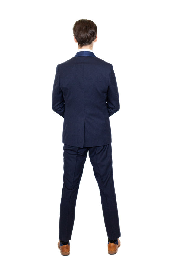 3 Piece Suit 5509 - Navy (Price reduction 40%)