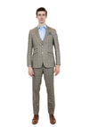 3 Piece Suit 5471 - Beige (Price reduction more than 50%)