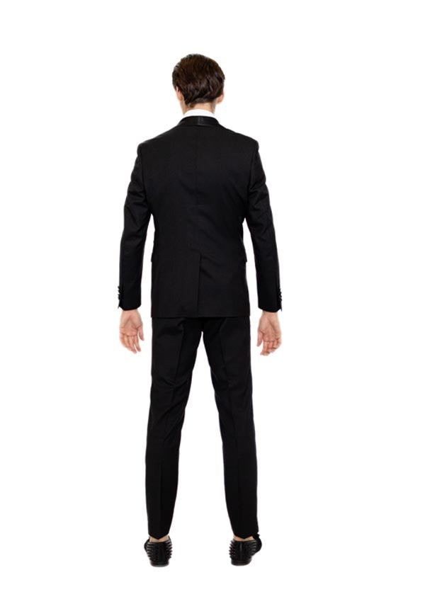 3 Piece Suit 5509 - Black