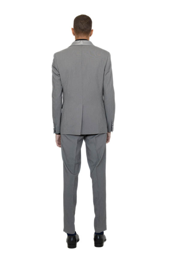 3 Piece Suit 5509 - Grey