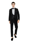 3 Piece Suit 5509 - Black (Price reduction 40%)