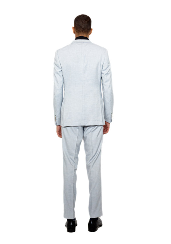2 Piece Suit 5511 - Powder Blue