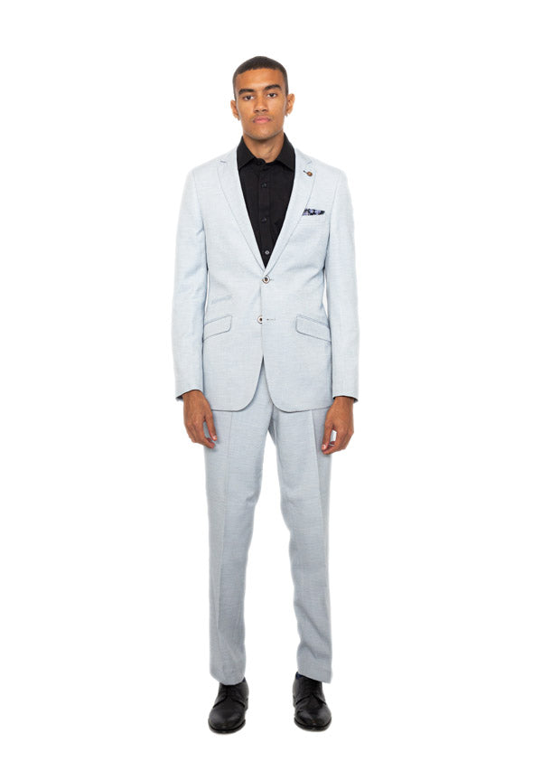 2 Piece Suit 5511 - Powder Blue (Price reduction 50%)
