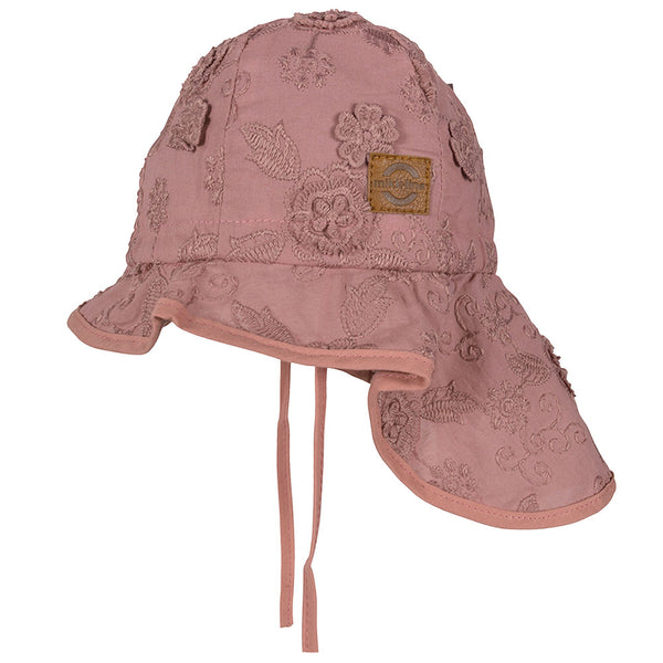 Sommerhat Long Neck - Burlwood (UV50+)