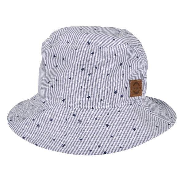 Sommerhat Bucket - White (UV50+)
