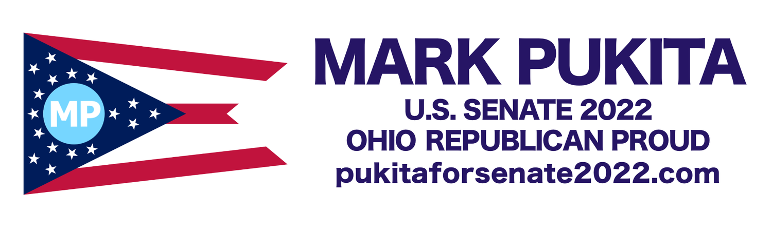 Pukita for U.S. Senate 2022 Swag Store