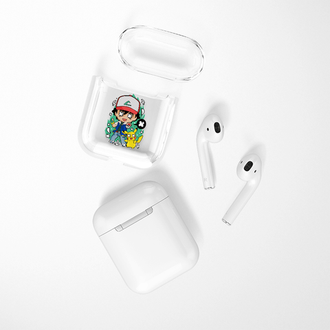 coque protection airpods pokemon