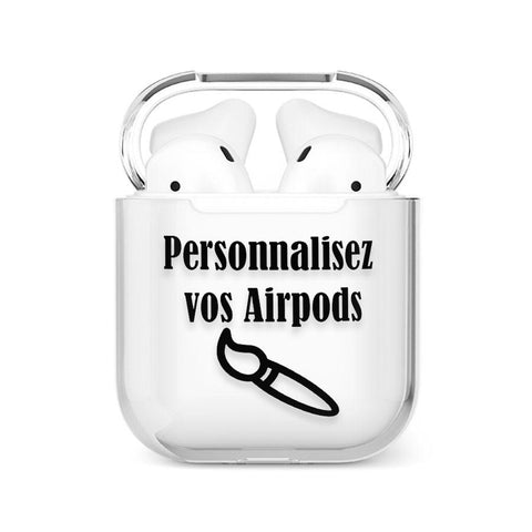 Coque Airpods <br> Personnalisée