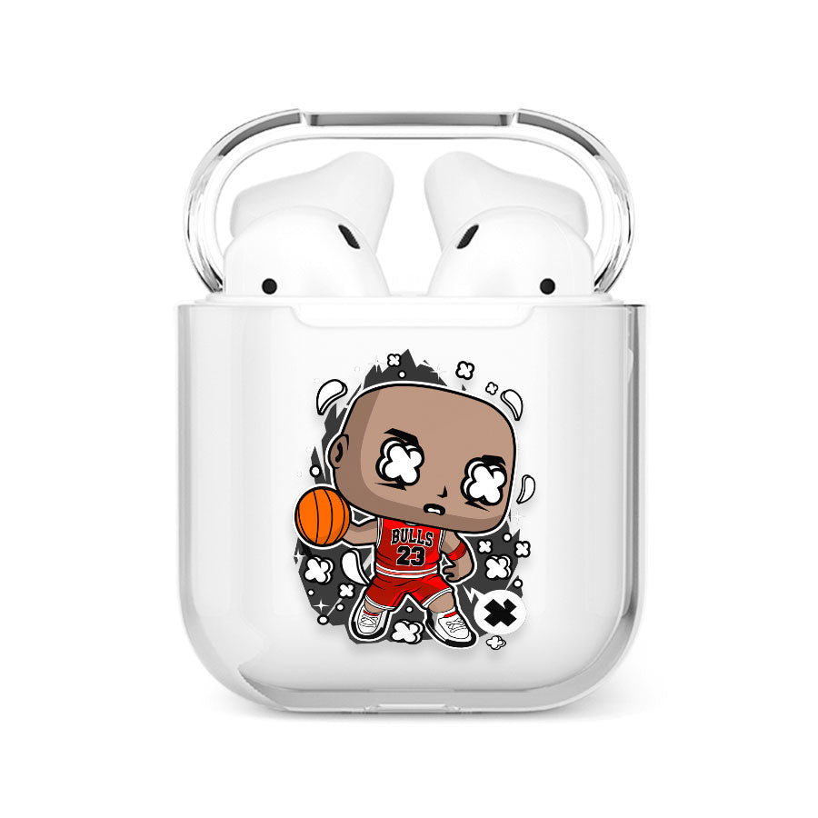 coque airpods michael jordan