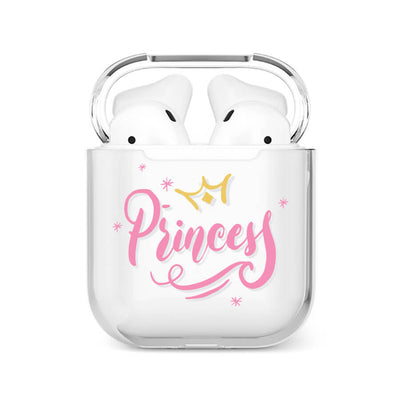 coque airpods Princesse