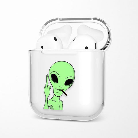 Coque Airpods <br> Alien