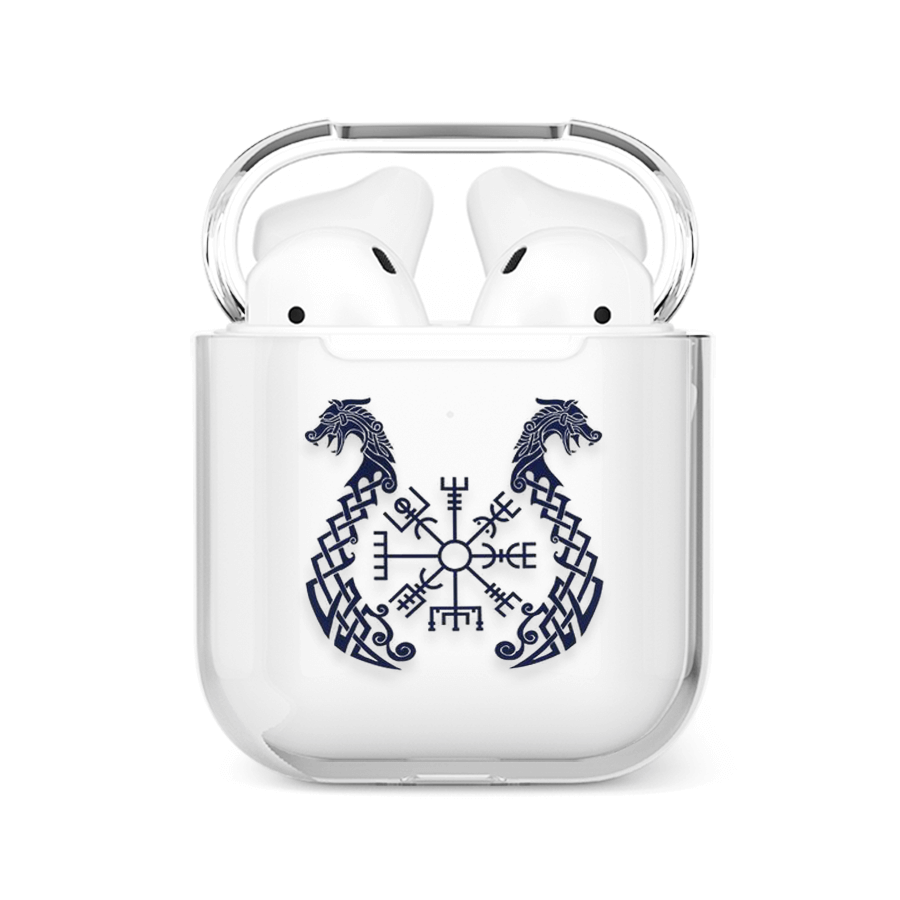 protection airpods dracar viking