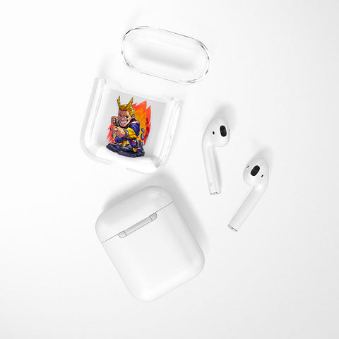 Coque Airpods <br> All Might