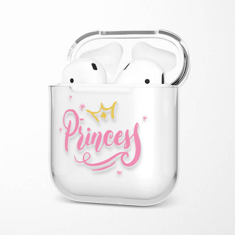 Coque Airpods <br> Princess