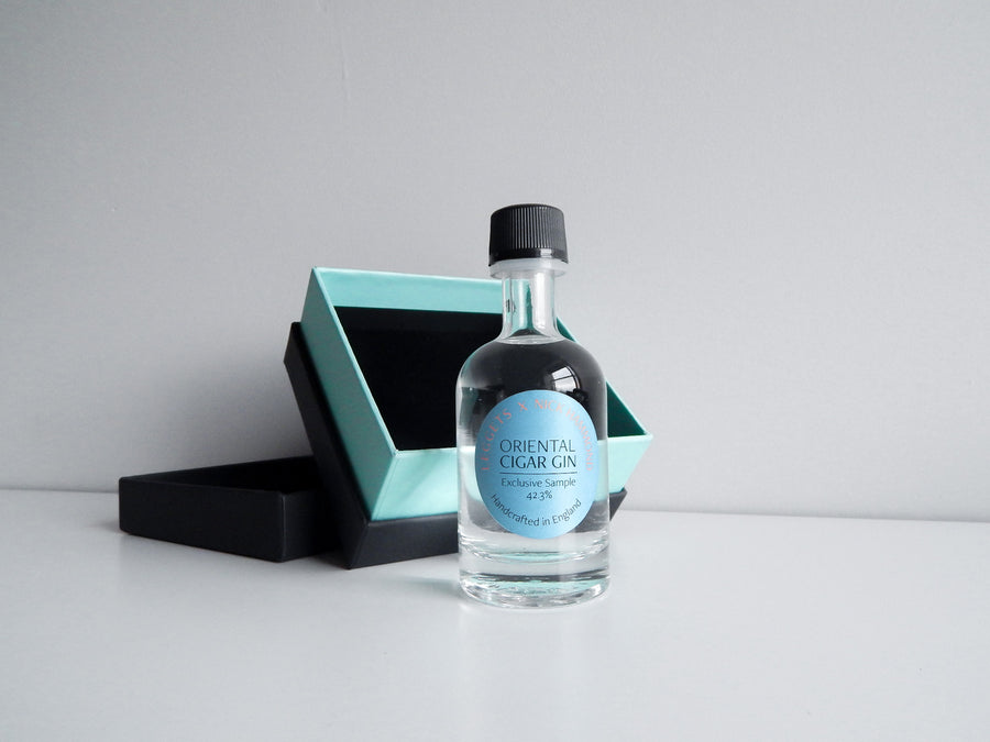Mini Luxury Gin 50ml Taster Bottle