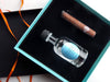 Gifts for men package: Luxury gin and cigar
