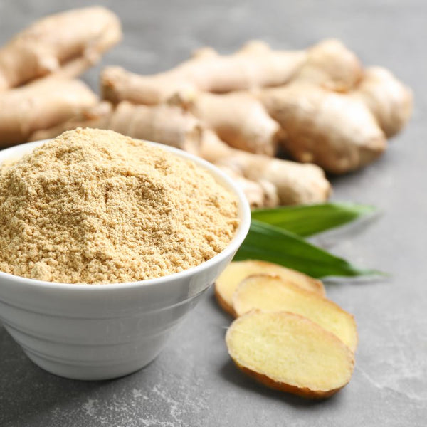 Ingredient Spotlight: The Mighty Rhizome - Ginger