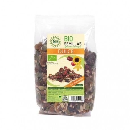 MIX DE SEMILLAS DULCE BIO SOL NATURAL