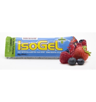 ISOGEL BERRY CAFEINE 60 ml