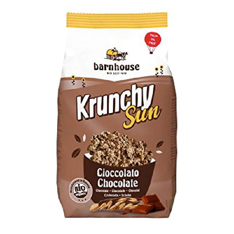 KRUNCHY SUN CHOCOLATE BARNHOUSE