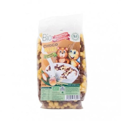 CEREALES CHOCO MIEL SOL NATURAL