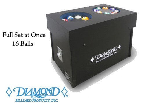 Diamond Dual Ball Cleaner/Polisher (16 Balls)