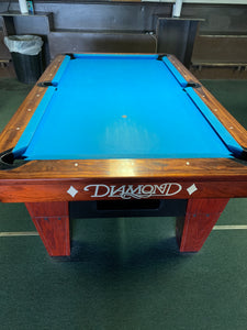 7 Foot Used Diamond Smart Tables