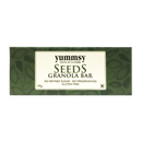 Seeds Granola Bar. Sugar Free & Gluten Free!