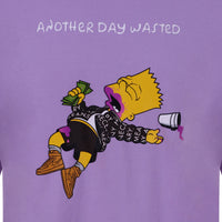 LEAN BART T-SHIRT (LILAC)