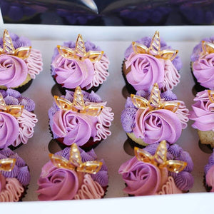 Unicorn Cupcakes (2 days minimum notice)