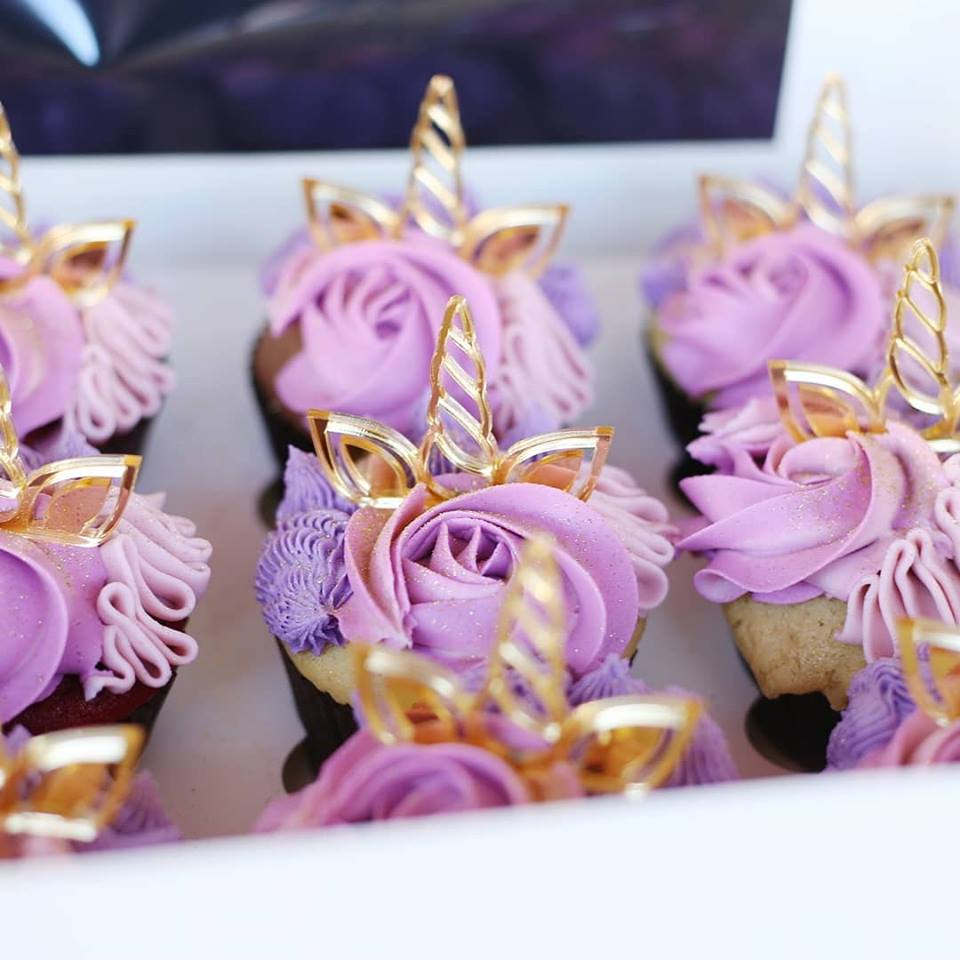 Unicorn Cupcakes (7 days minimum required)