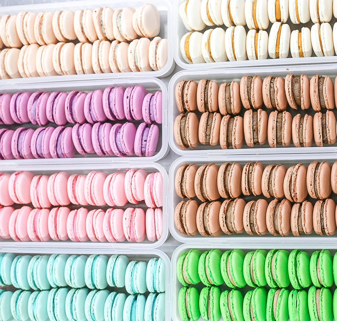 Macarons (2 days Notice Required)