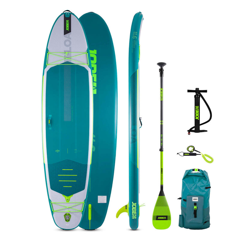 Jobe Loa 11.6 Inflatable Paddle Board Package