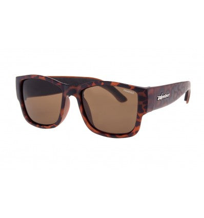 GOMER-BOMB ( BROWN POLARIZED/2-TONE TORTOISE )