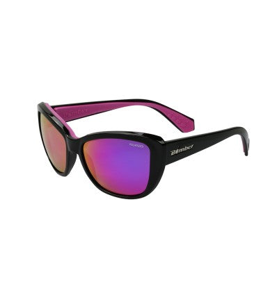 LA-BOMBA ( PINK MIRROR POLARIZED/BLACK )
