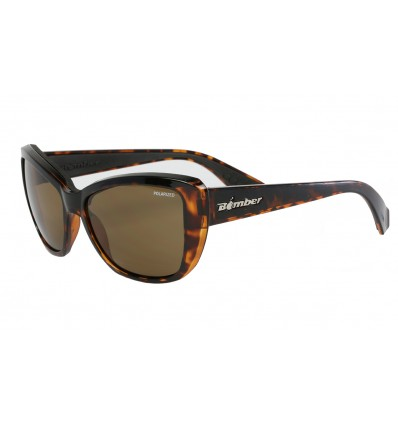 LA-BOMBA (  BROWN POLARIZED/2-TONE TORTOISE )