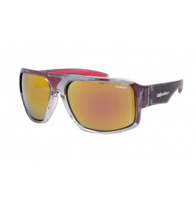 MEGA-BOMB ( REVO RED MIRROR POLARIZED/2 TONE CRYSTAL SMOKE )